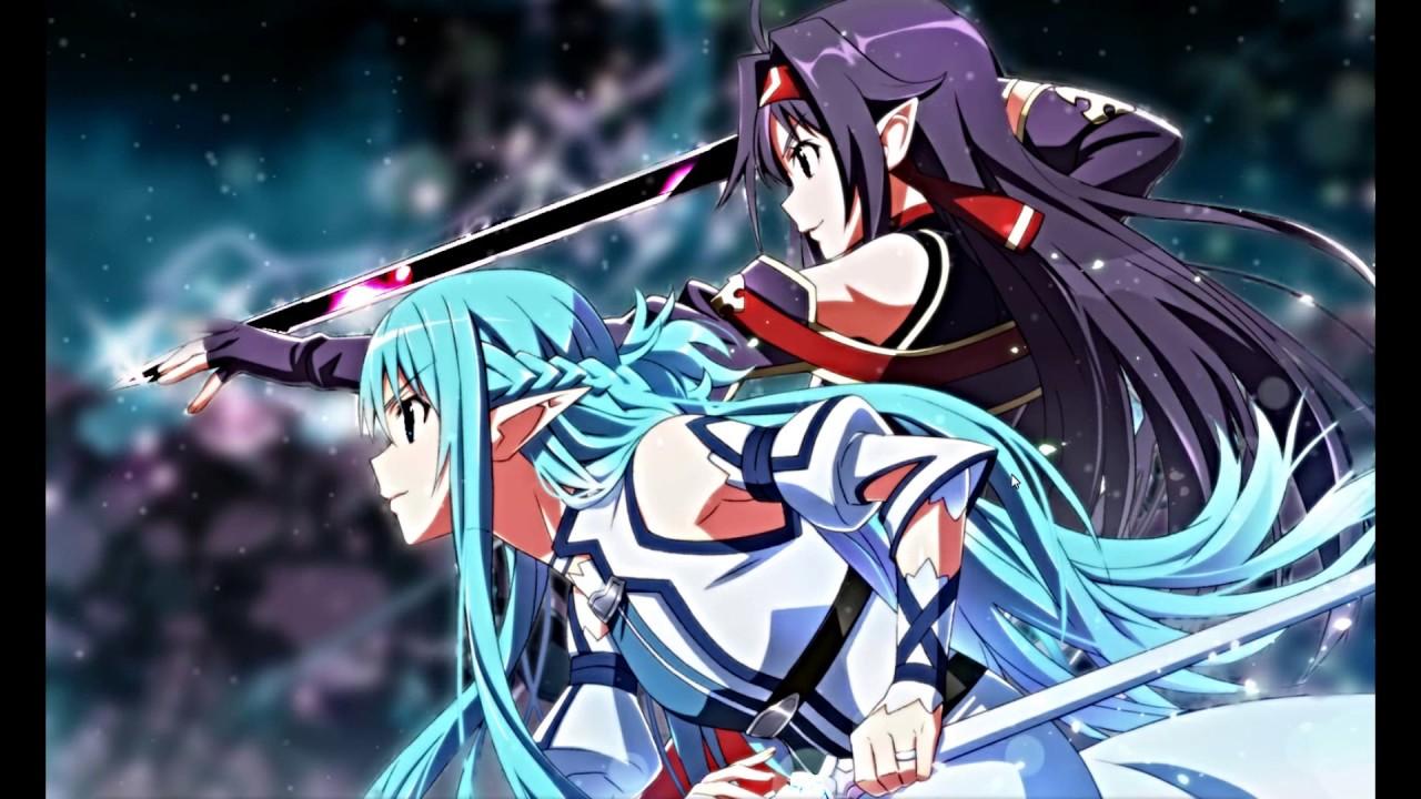 Sword Art Online Steam Asuna Yuuki   Sao 1280x720