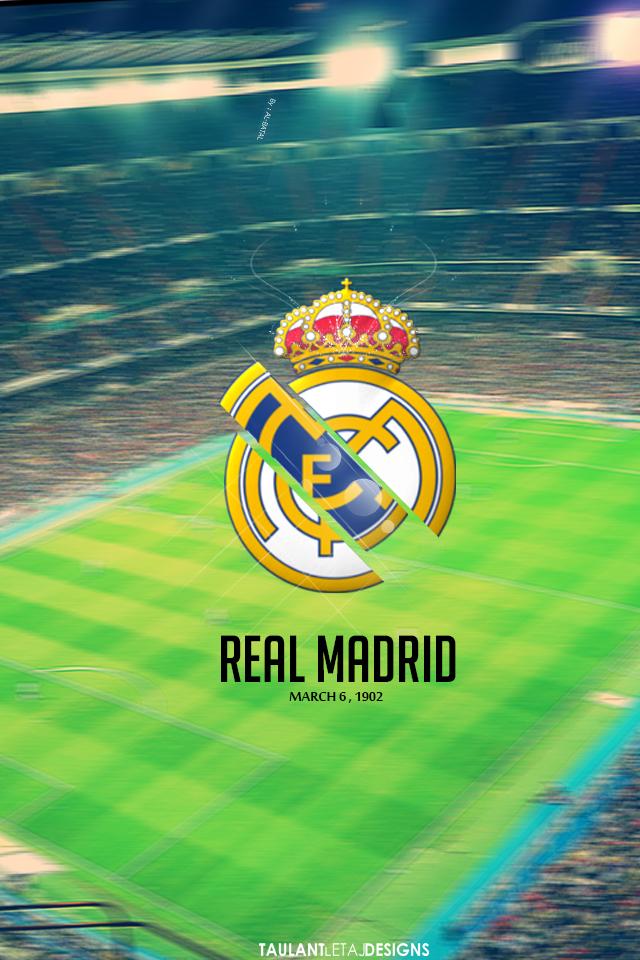 48 Real Madrid Iphone Wallpaper On Wallpapersafari