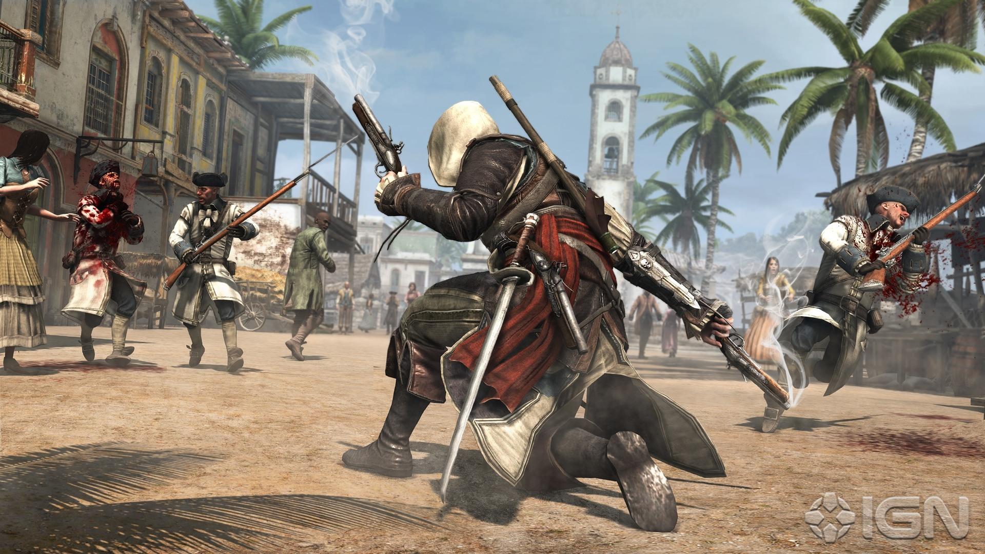download Ac4 Black Flag Wallpaper Images amp Pictures Becuo 1920x1080