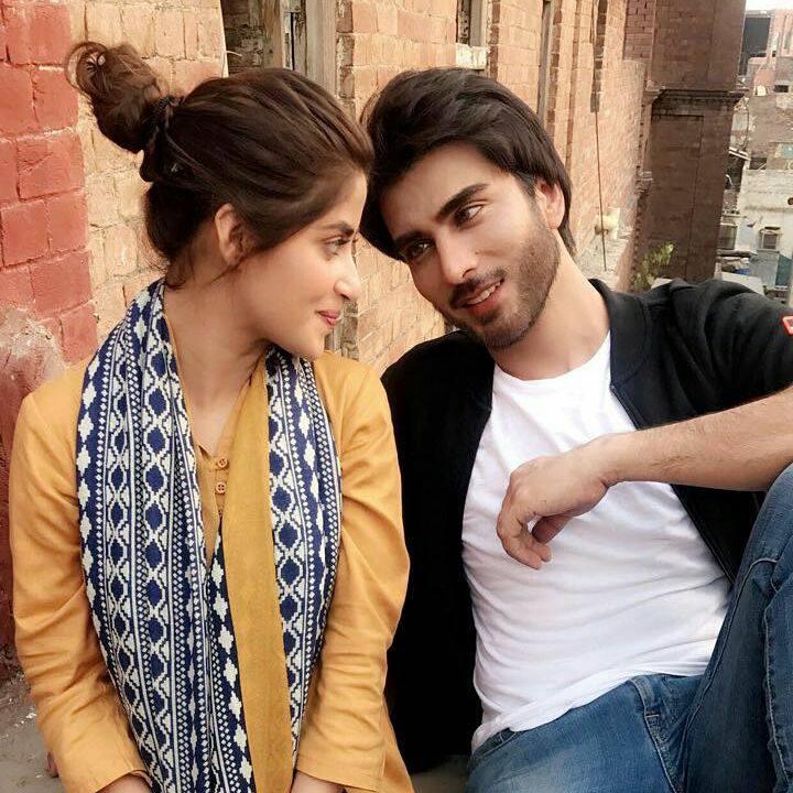 download Imran Abbas Hd Wallpaper Imran Abbas And Sajal Ali 720x720