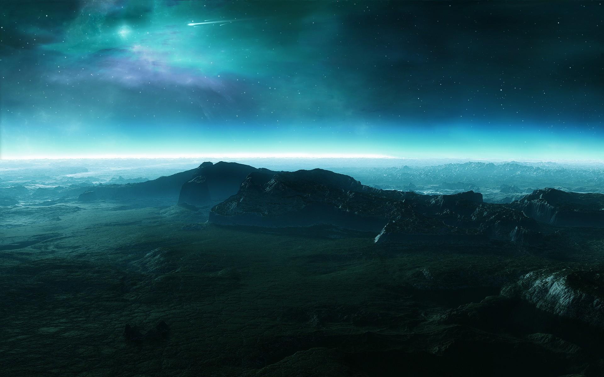 Beautiful Night Sky Wallpaper Wide Awesome 3z3w6461 Yoanu 1920x1200