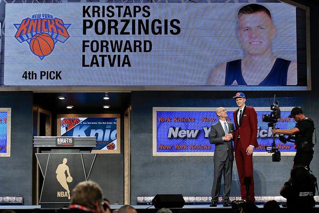 Latest News on Rookies Kristaps Porzingis and Jerian Grant Porzingis 640x427