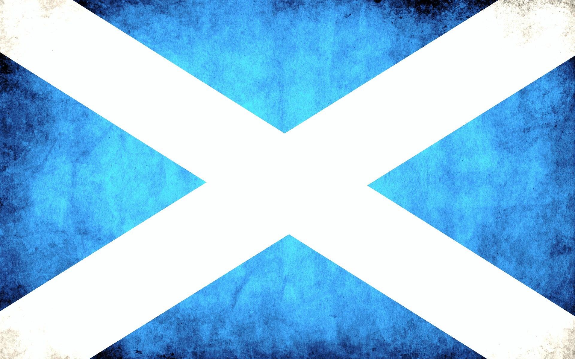 Scottish Flag Wallpape...