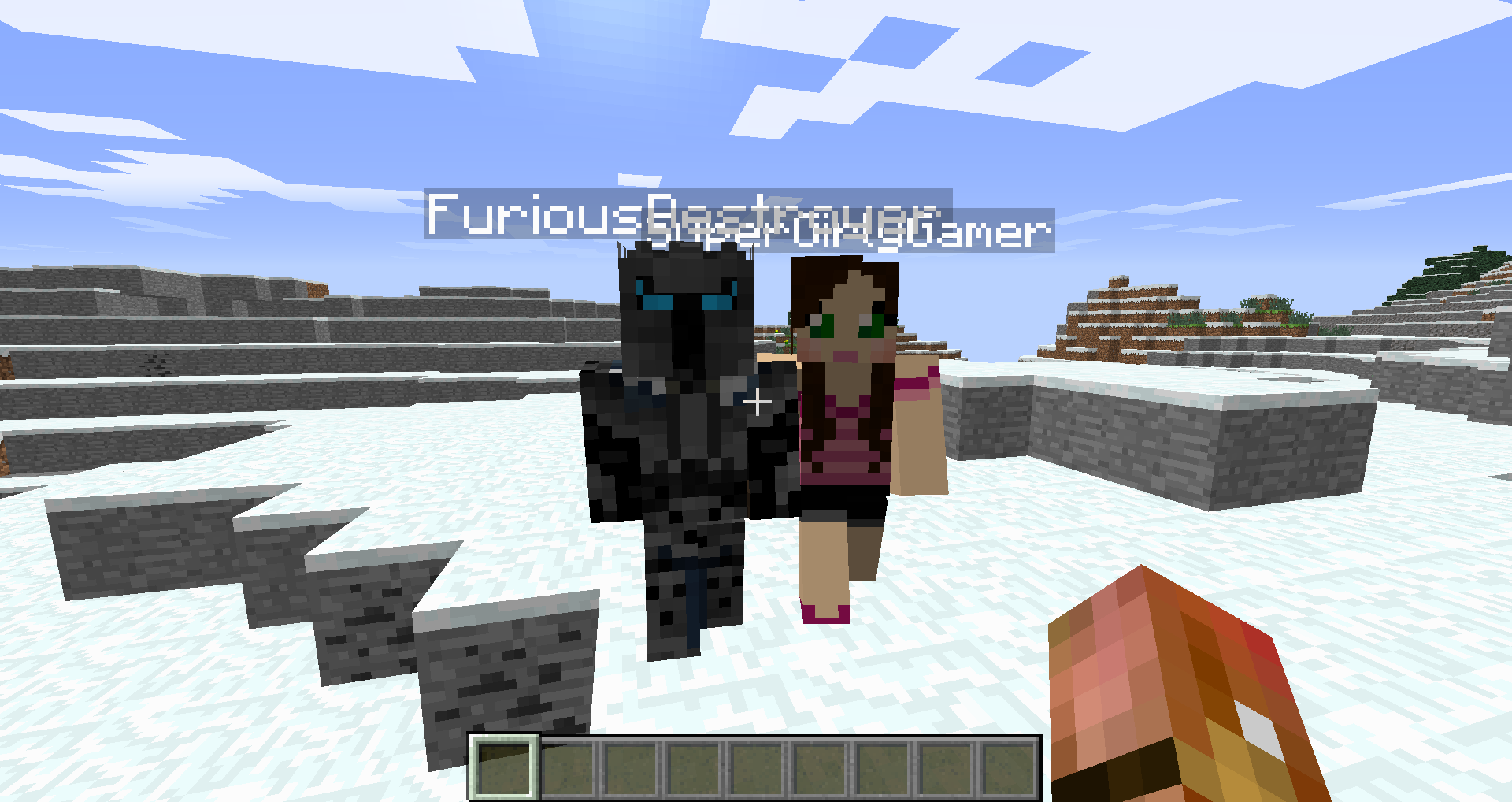 Minecraft Pat And Jen 1920x1018
