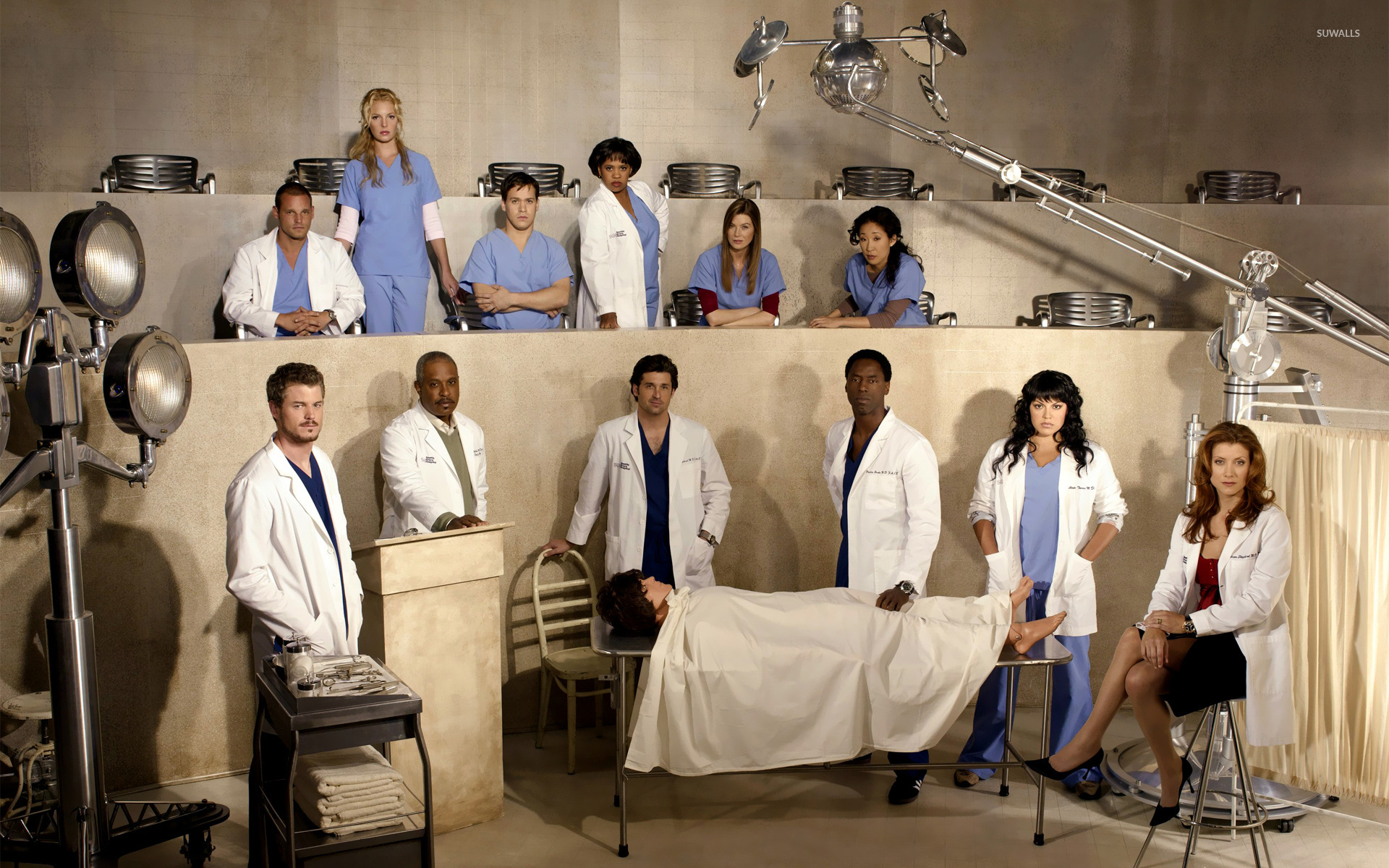 Greys Anatomy Wallpaper 12   1920 X 1200 stmednet 1920x1200