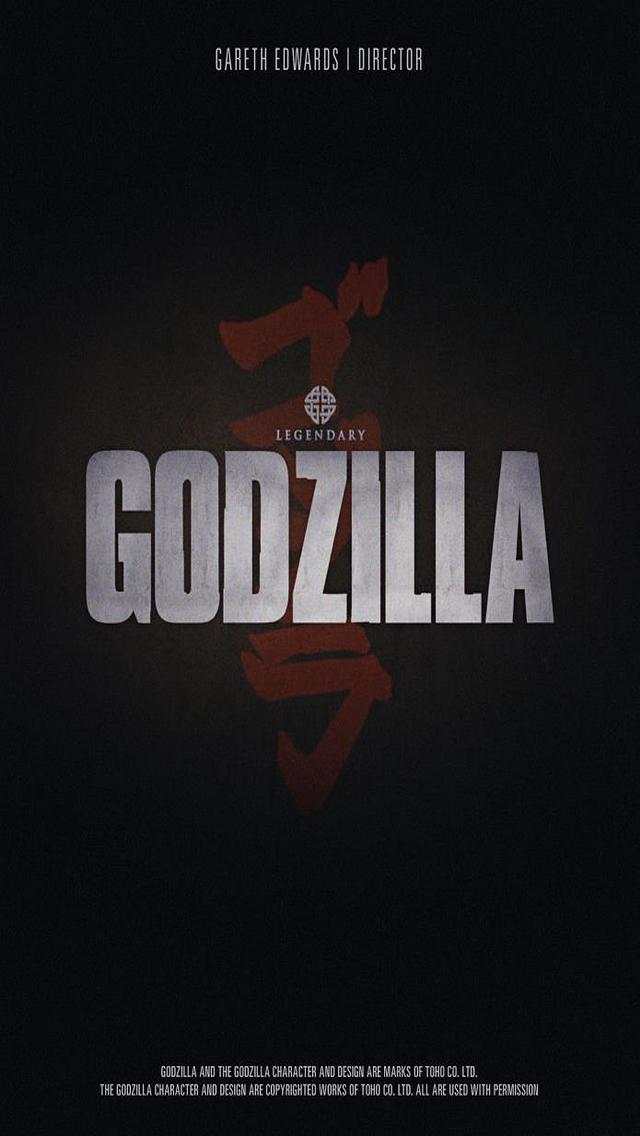 Godzilla 2014 iPhone 5 Wallpaper Wallpapers Photo 640x1136