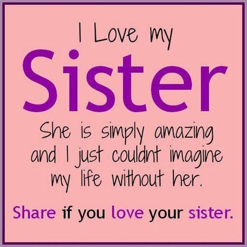 47020 I Love My Sisterjpg 500x500