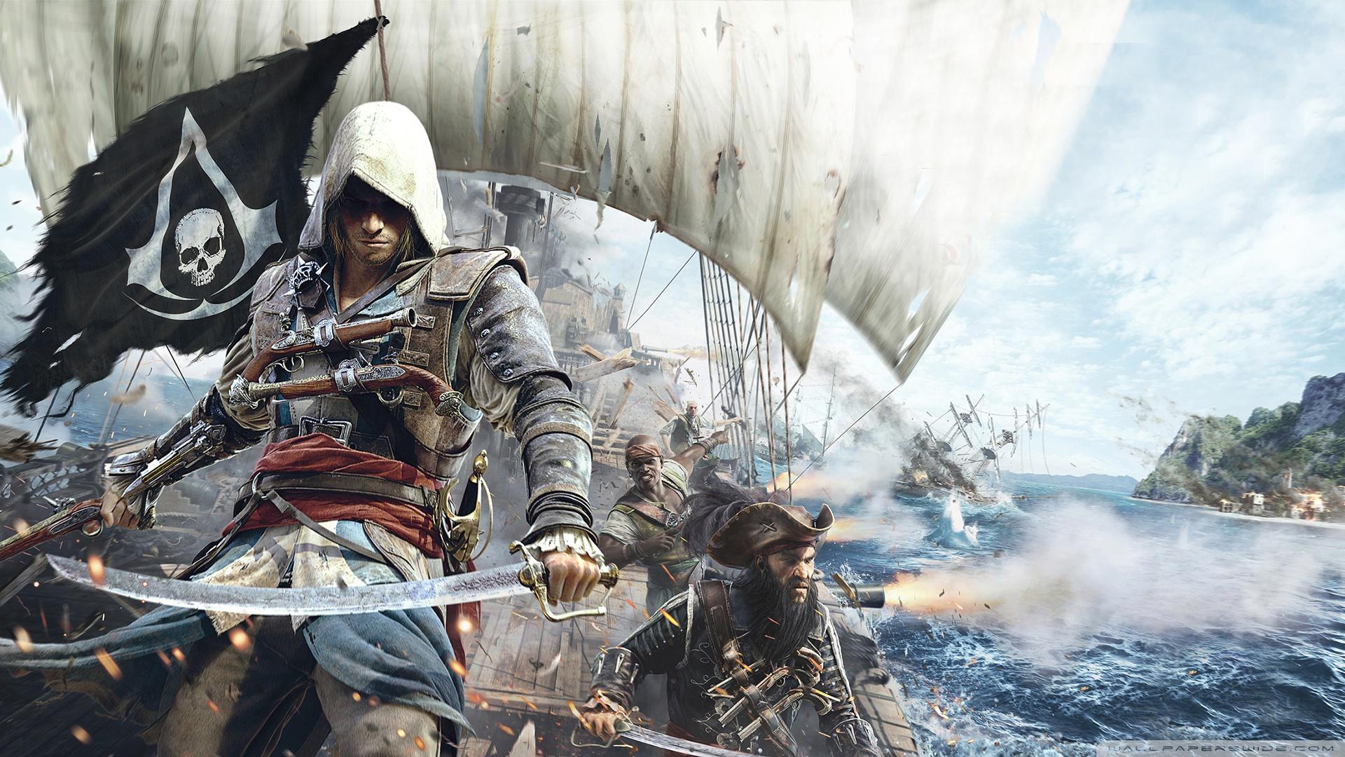 55 Assassins Creed IV Wallpapers   Download at WallpaperBro 1920x1080