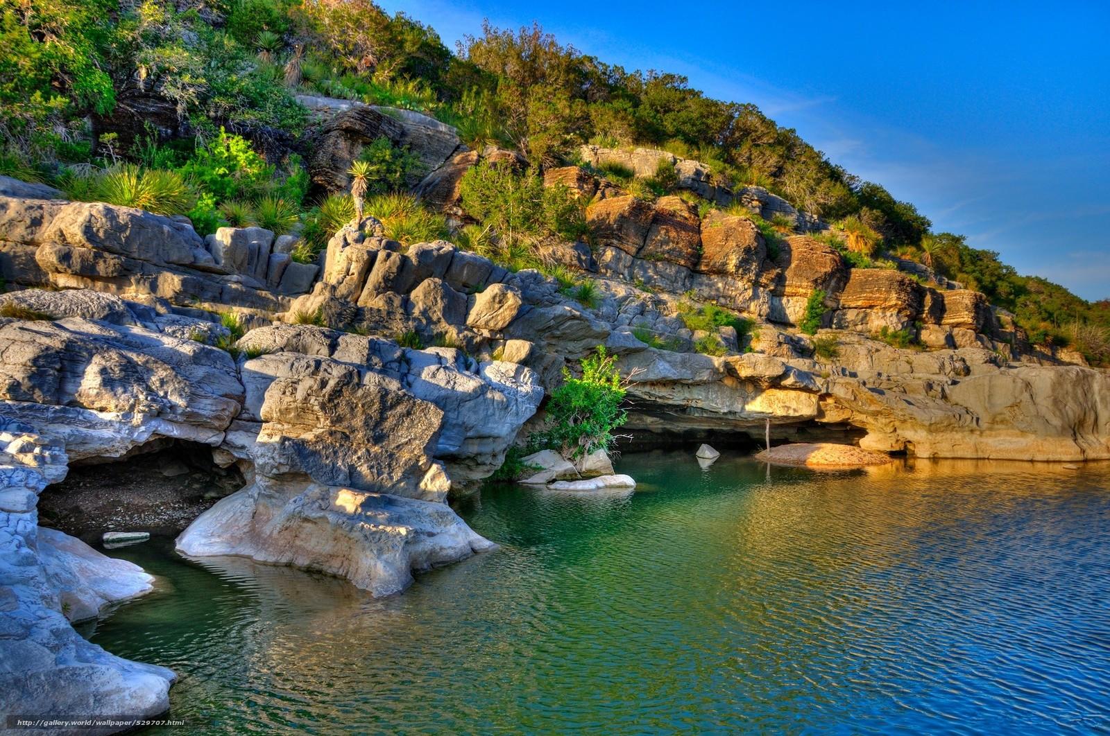 Texas Landscape Desktop Wallpaper Wallpapersafari