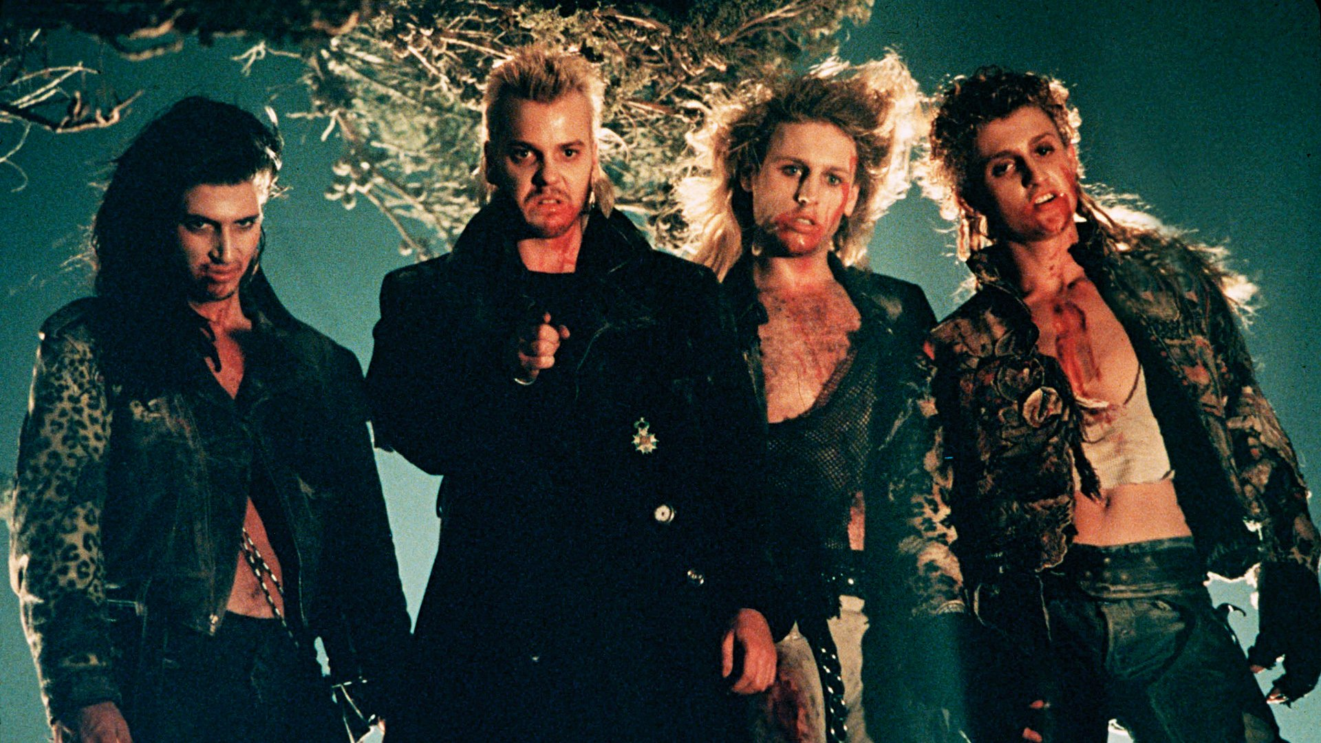 The Lost Boys 1987 Bald Move 1920x1080