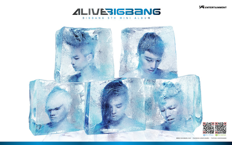 GDBB FOREVER [WALLPAPER] BIGBANG ALIVE WALLPAPER 800x500