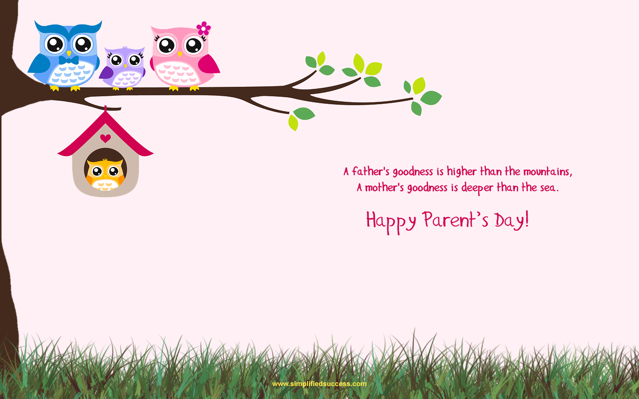 Happy Parents Day BabyDolls Boutique 1280x800