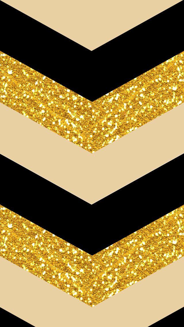 black gold iPhone 5 wallpaper iPhone Love Pinterest 640x1136