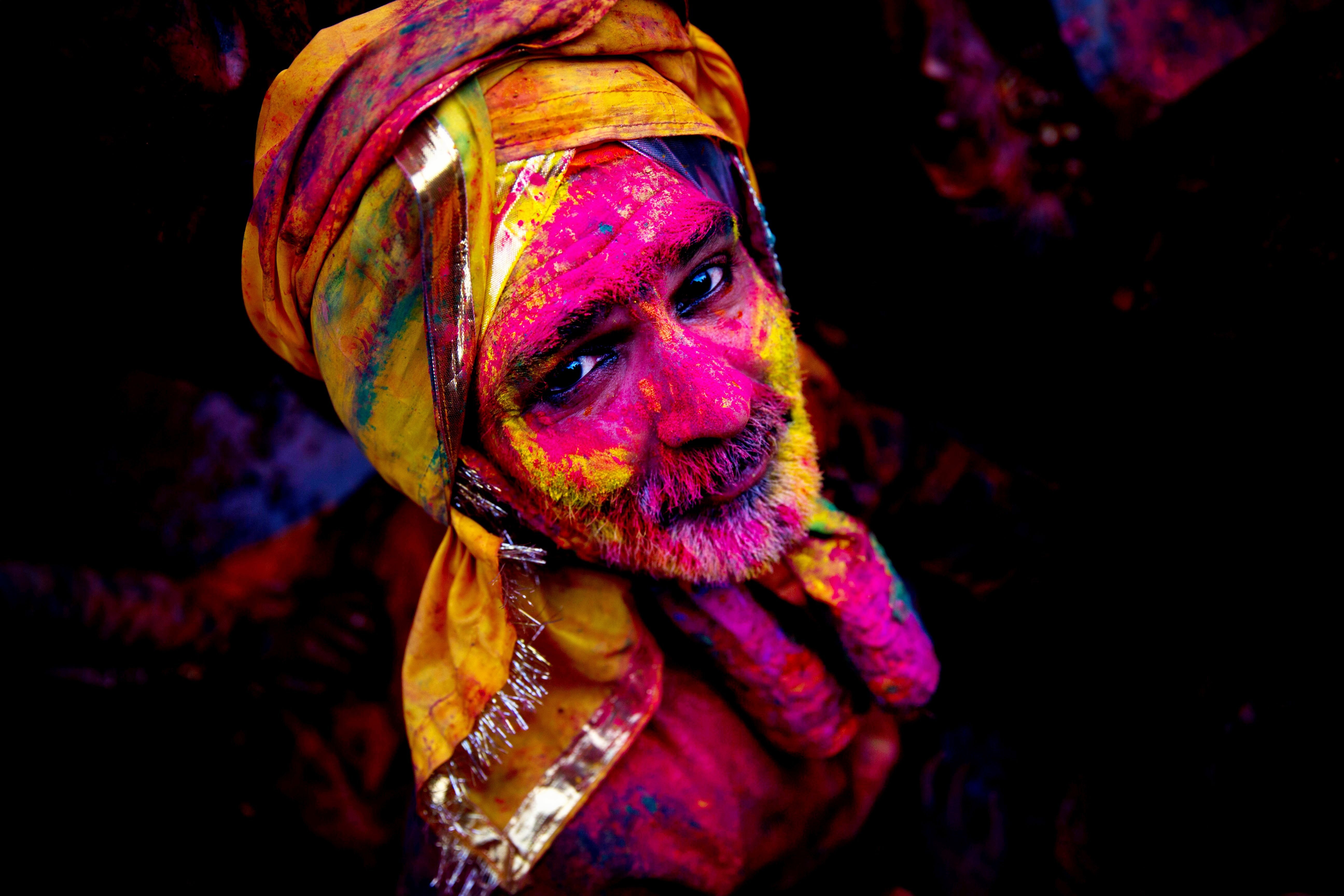 Holi Festival Wallpapers High Quality Download 5184x3456