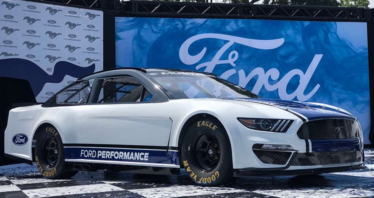 Ford unveils 2019 Mustang for NASCAR Cup Series NASCARcom 1280x680