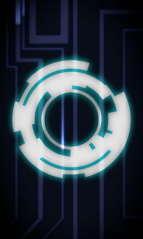 Cortana Ring Wallpaper