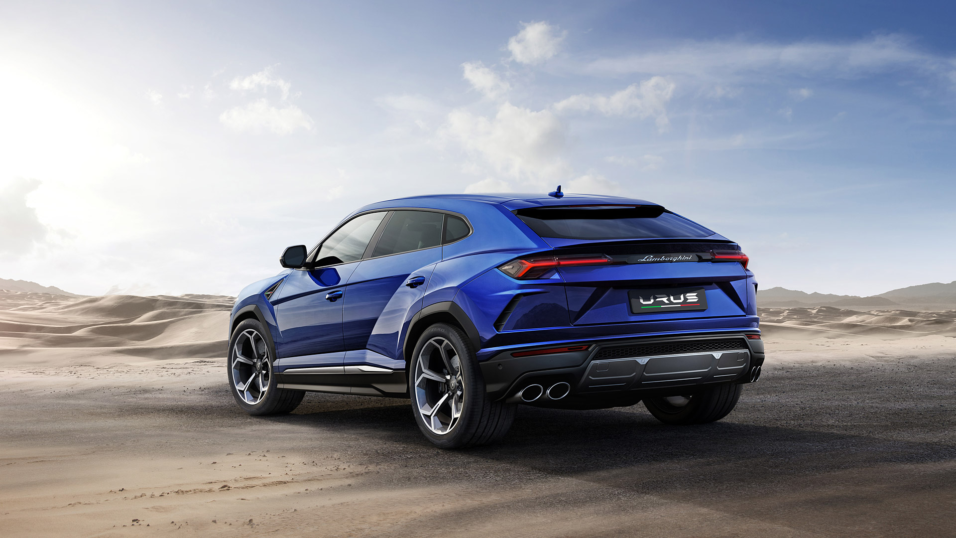 2019 Lamborghini Urus Wallpapers HD Images   WSupercars 1920x1080