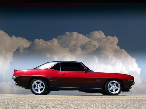 Muscle car 500x375