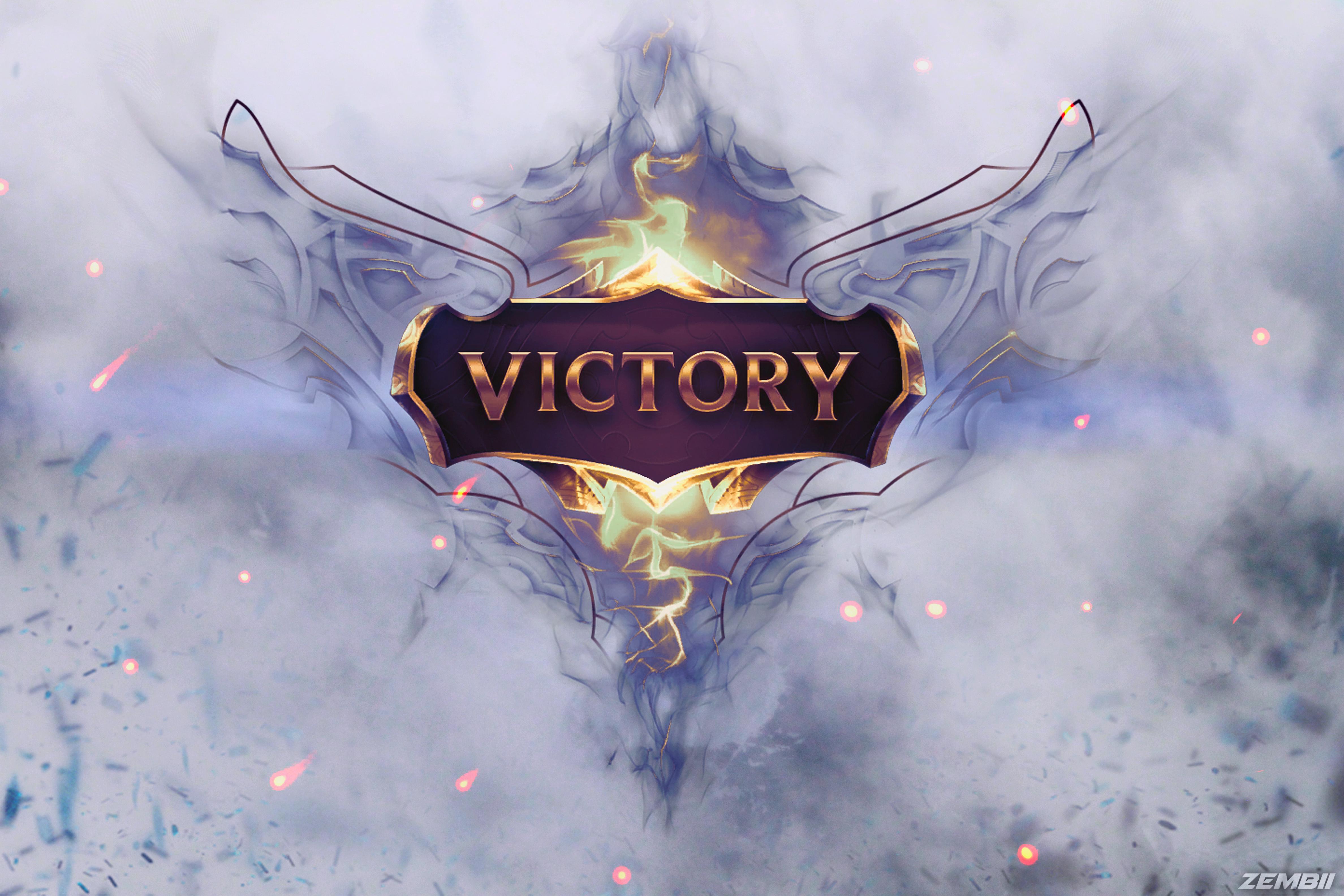 League Of Legends Victory Wallpaper ID3107 4752x3168
