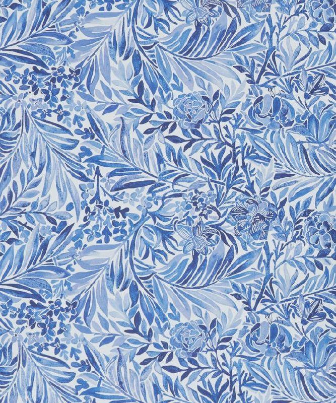 Lake Wallace Secret garden Wallpaper by Liberty of London 667x800