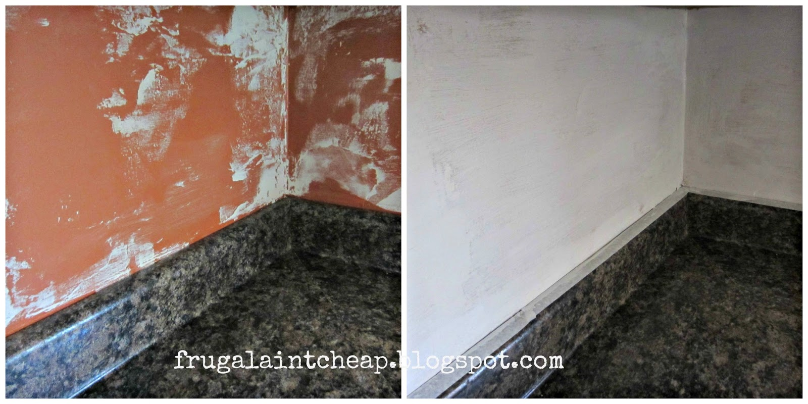Frugal Aint Cheap Kitchen Backsplash great for renters too 1600x800