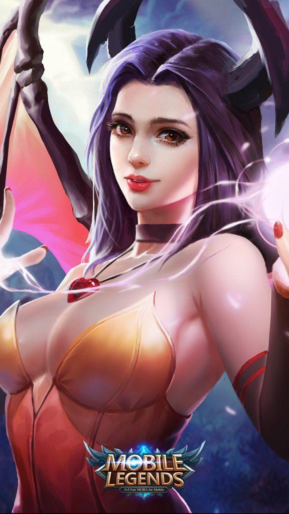 Mobile Legends Alice Queen of the Apocalypse Mobile legends 576x1024