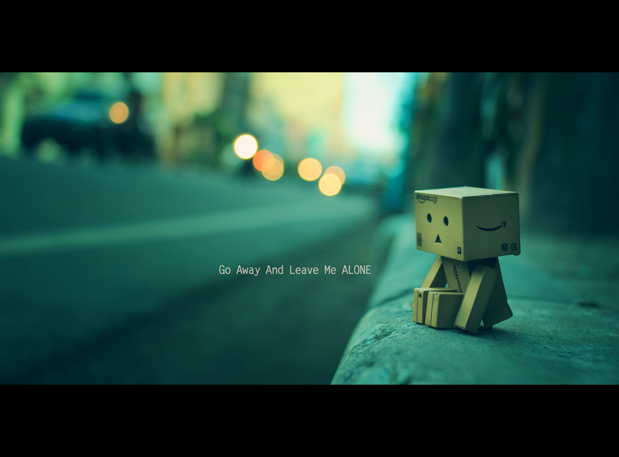 DANBO Leave Me Alone by ankgas 900x664