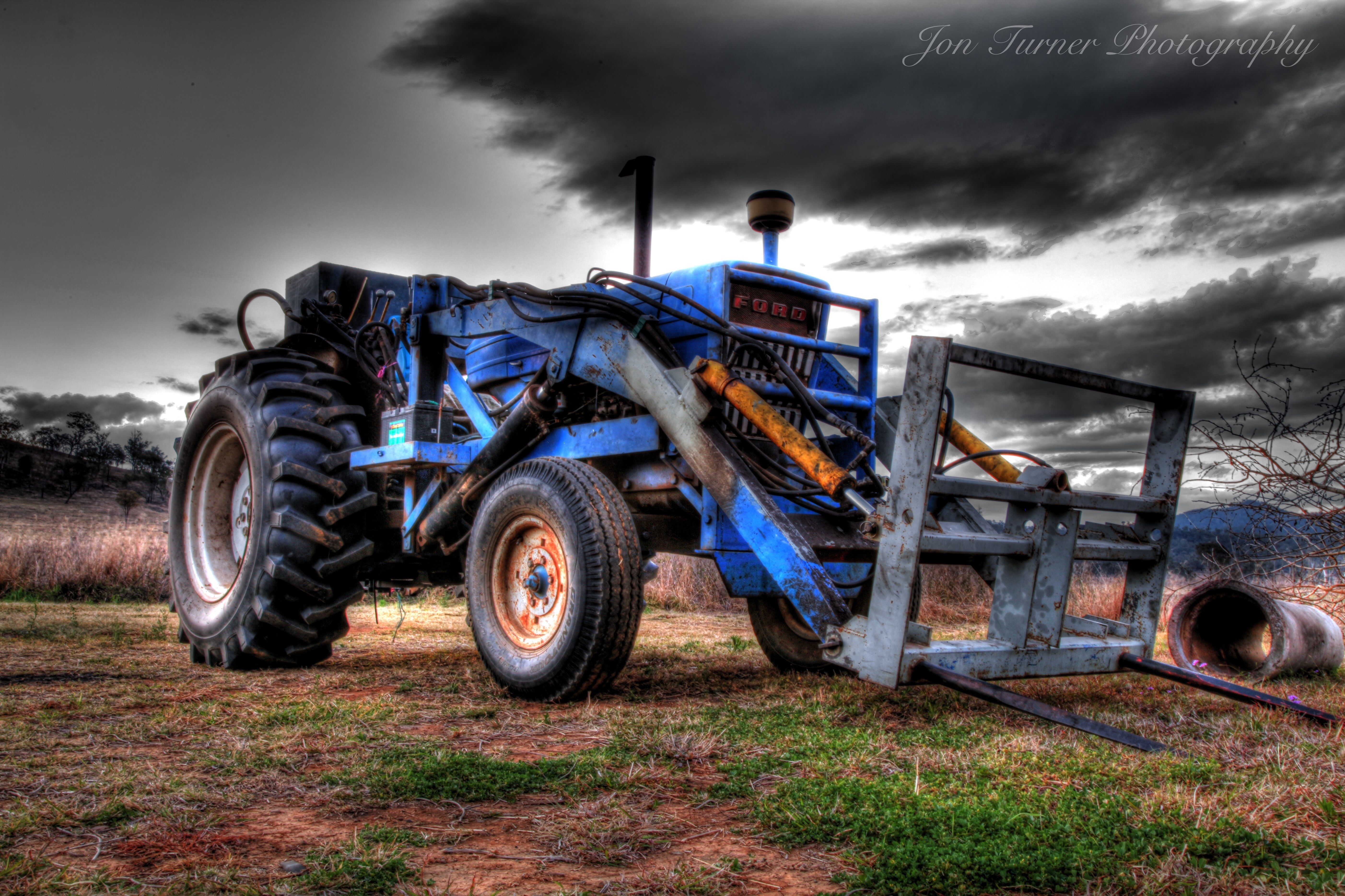 Showing Gallery For Ford Tractor Wallpaper 5610x3738