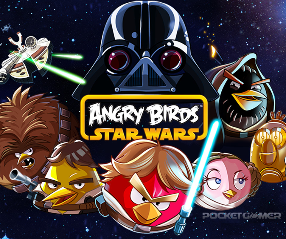Angry Birds Star Wars Wallpapers Angry Birds Star Wars Pocket 960x800