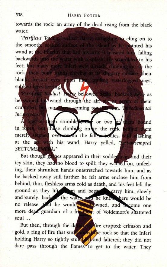 Harry Potter I 553x881