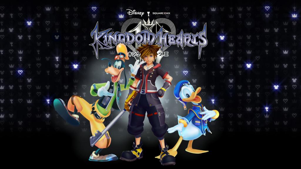 Kingdom Hearts 2018 Wallpapers Wallpapersafari