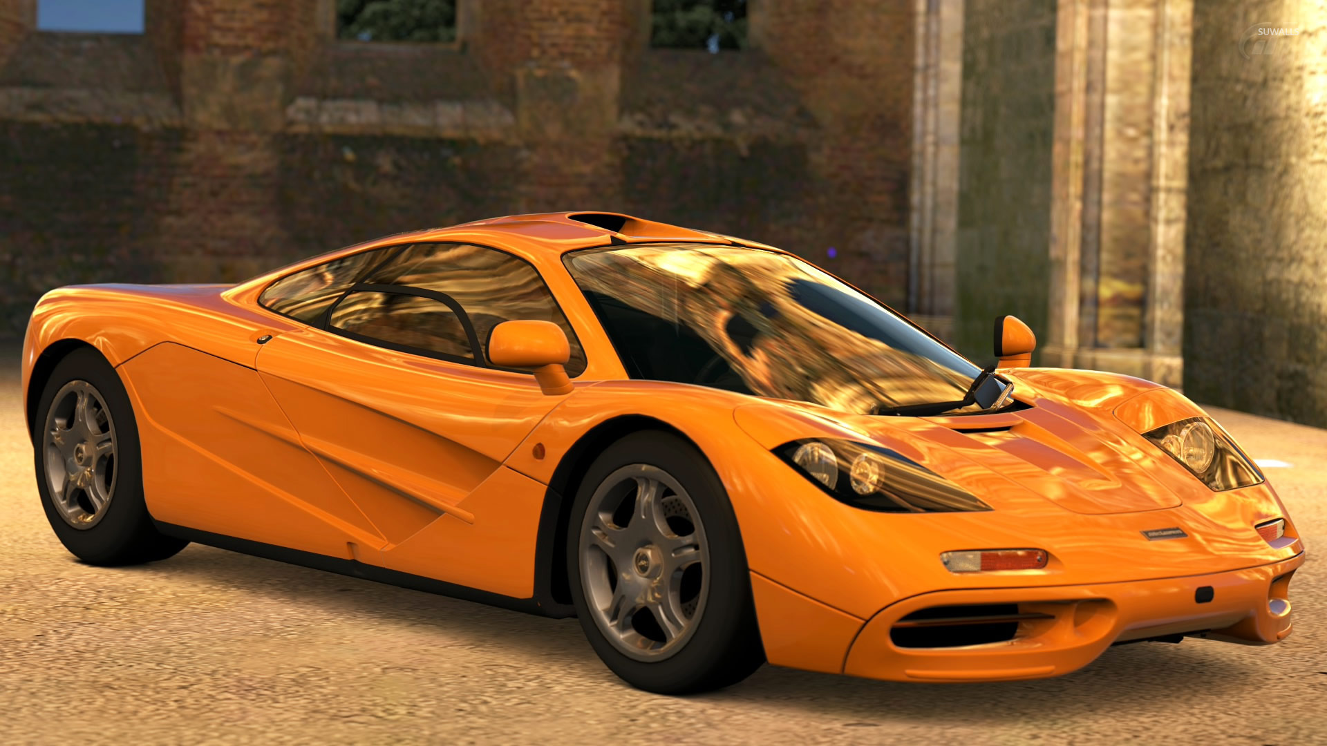 Mclaren F1 4K Wallpaper  HD Car Wallpapers  ID 8072