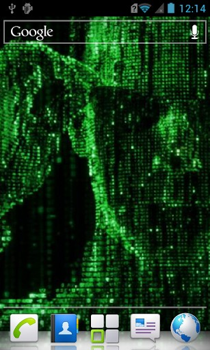 Matrix Animated Wallpaper Android