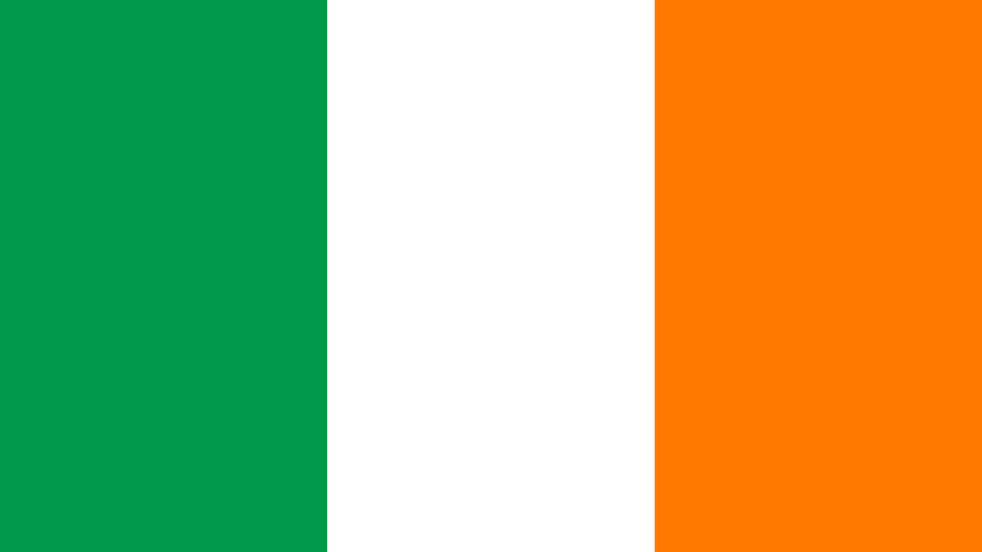 Ireland Flag   Wallpaper High Definition High Quality Widescreen 1920x1080