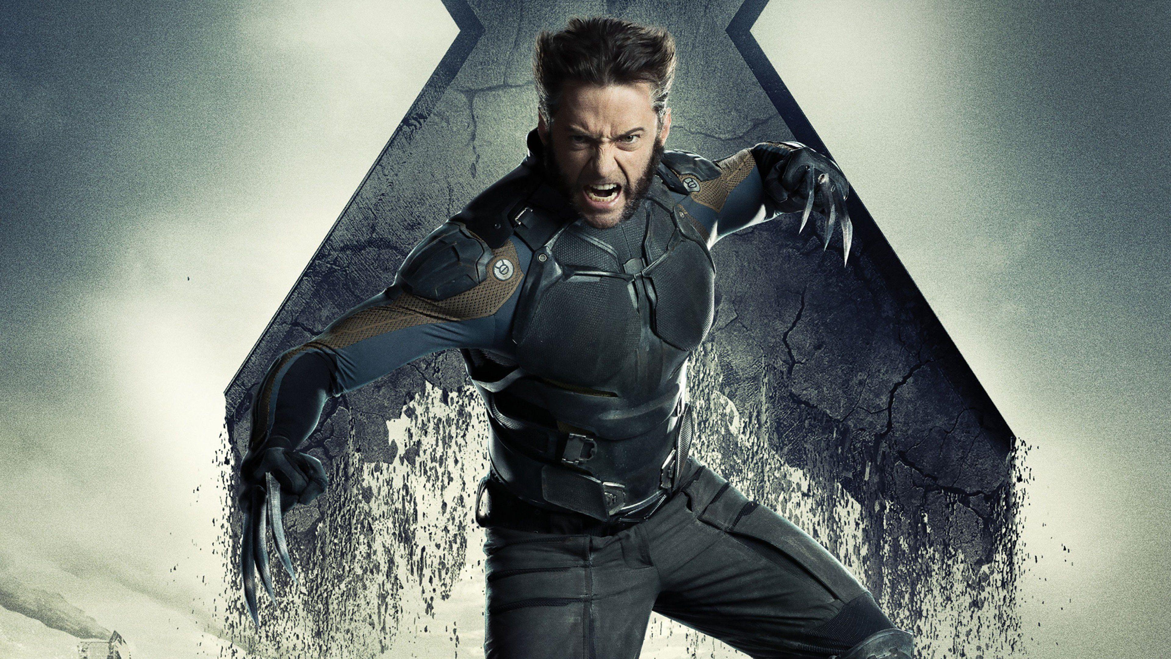 X Men Wolverine 2016 Wallpapers 3840x2160