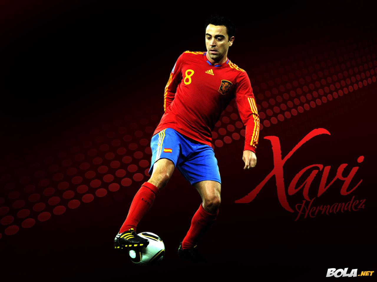 Football Stars Xavi Hernandez 2011 Wallpapers 1280x960