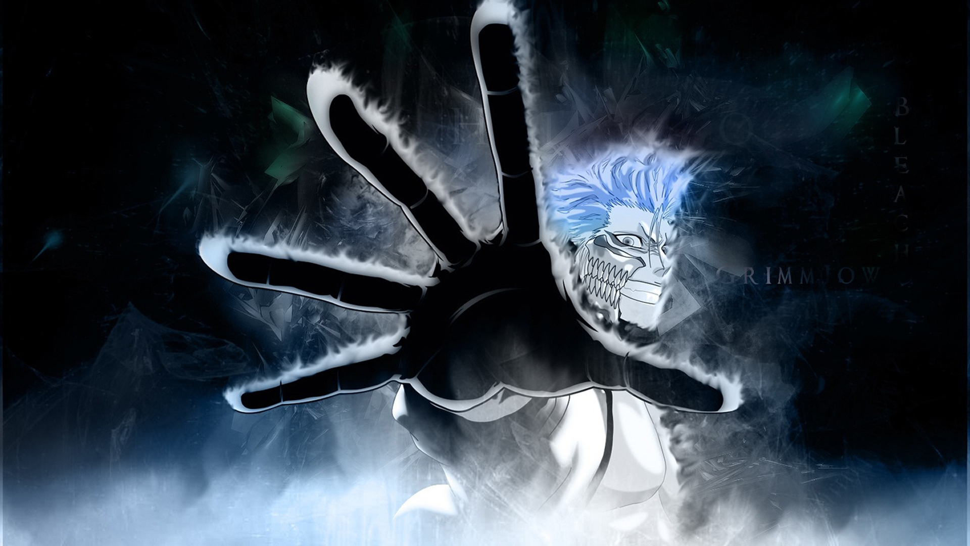 Bleach Grimmjow High Definition Wallpapers HD wallpapers 1920x1080