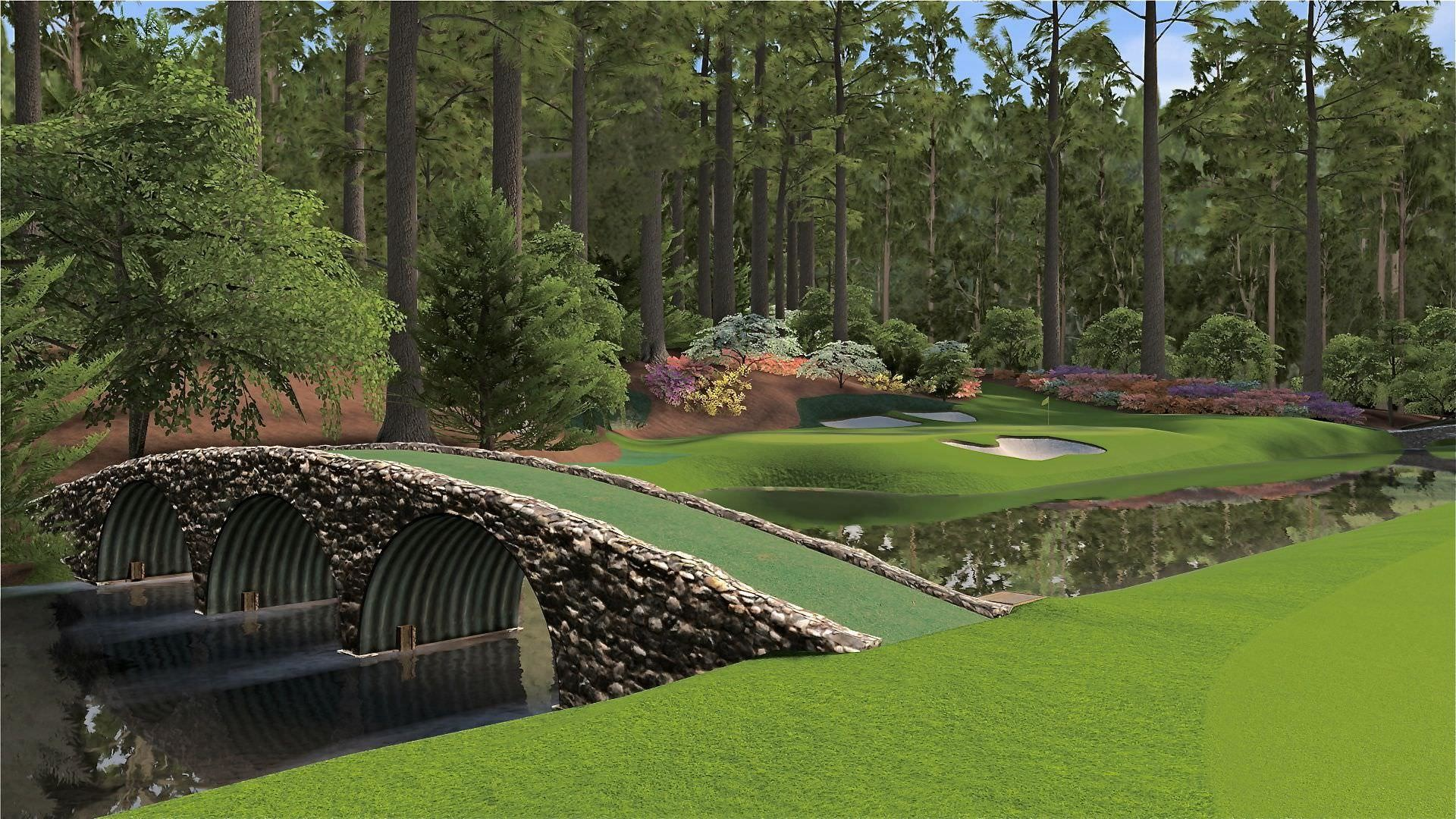 Augusta National Wallpaper HD 60 images 1920x1080