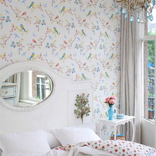 Wallpaper Bird Design   Kitchen Wallpaper   Decorate Your Kitchen From 503x503