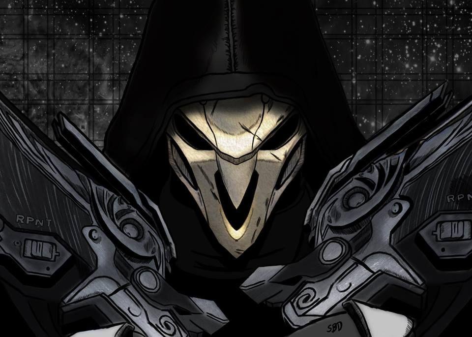 The Art of SBD Overwatch in 2019 Overwatch reaper Overwatch 960x685