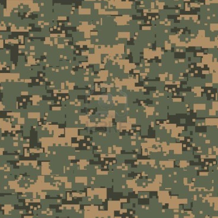 Digital Camo Patterns Hd 736x736