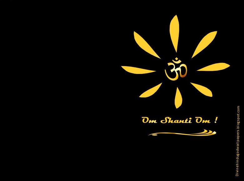 HINDU GOD WALLPAPERS Om Shanti Om Wallpapers 781x578
