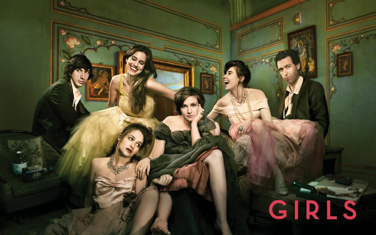 Girls TV Series Wallpapers HD Wallpapers 1280x800