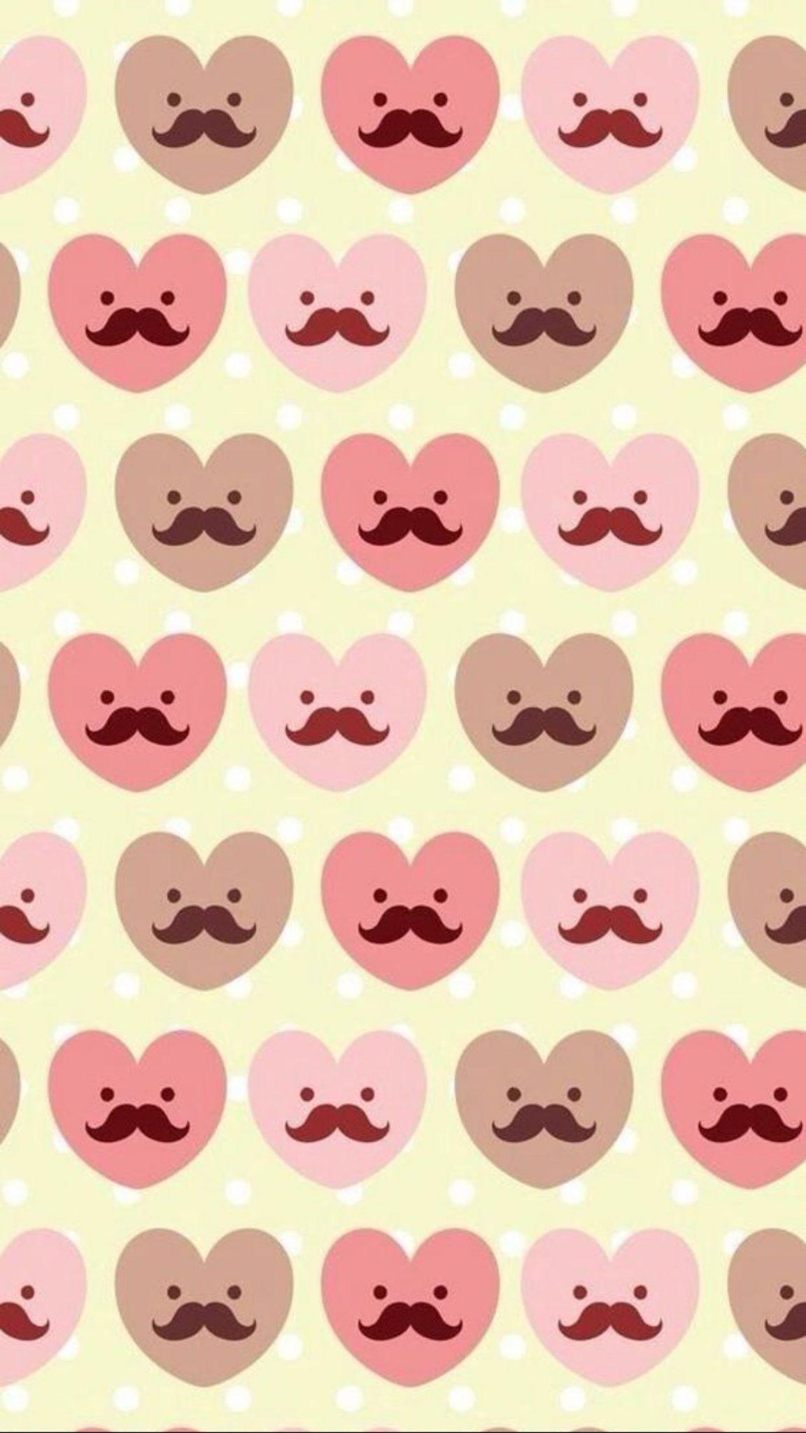 moustache wallpaper wallpapersafari