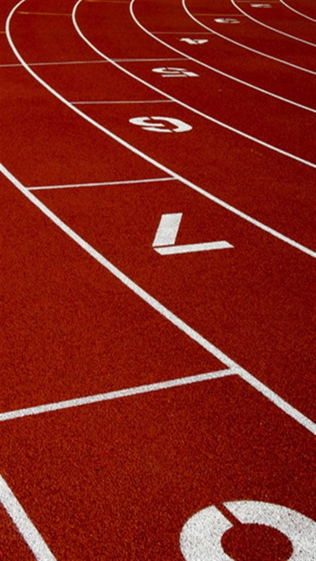 Track And Field Wallpaper Line iphone wallpapers 640x1136