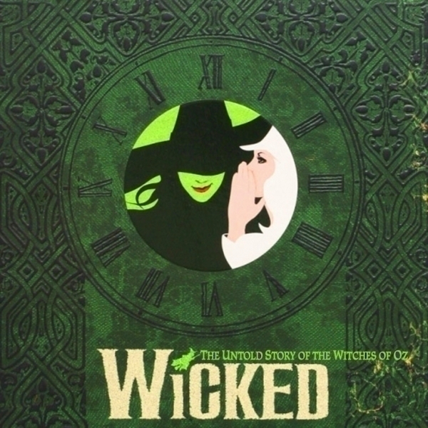 Wicked The Musical Wallpaper Wicked the musical by 600x600