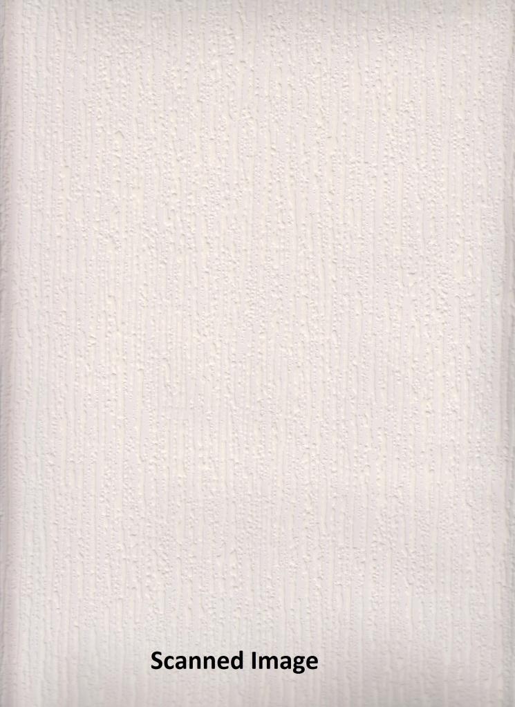 VP131608 Paintable Wallpaper Embossed Textured Stripe Sidewall White 745x1023