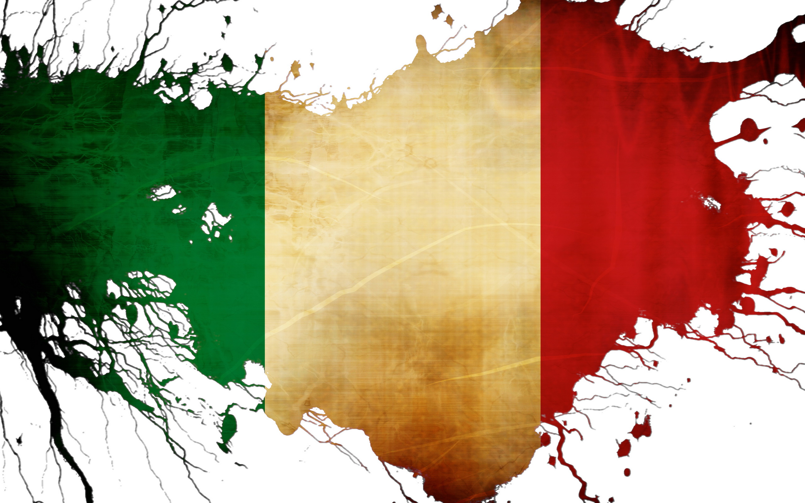 7 Flag Of Italy HD Wallpapers Background Images 2560x1600