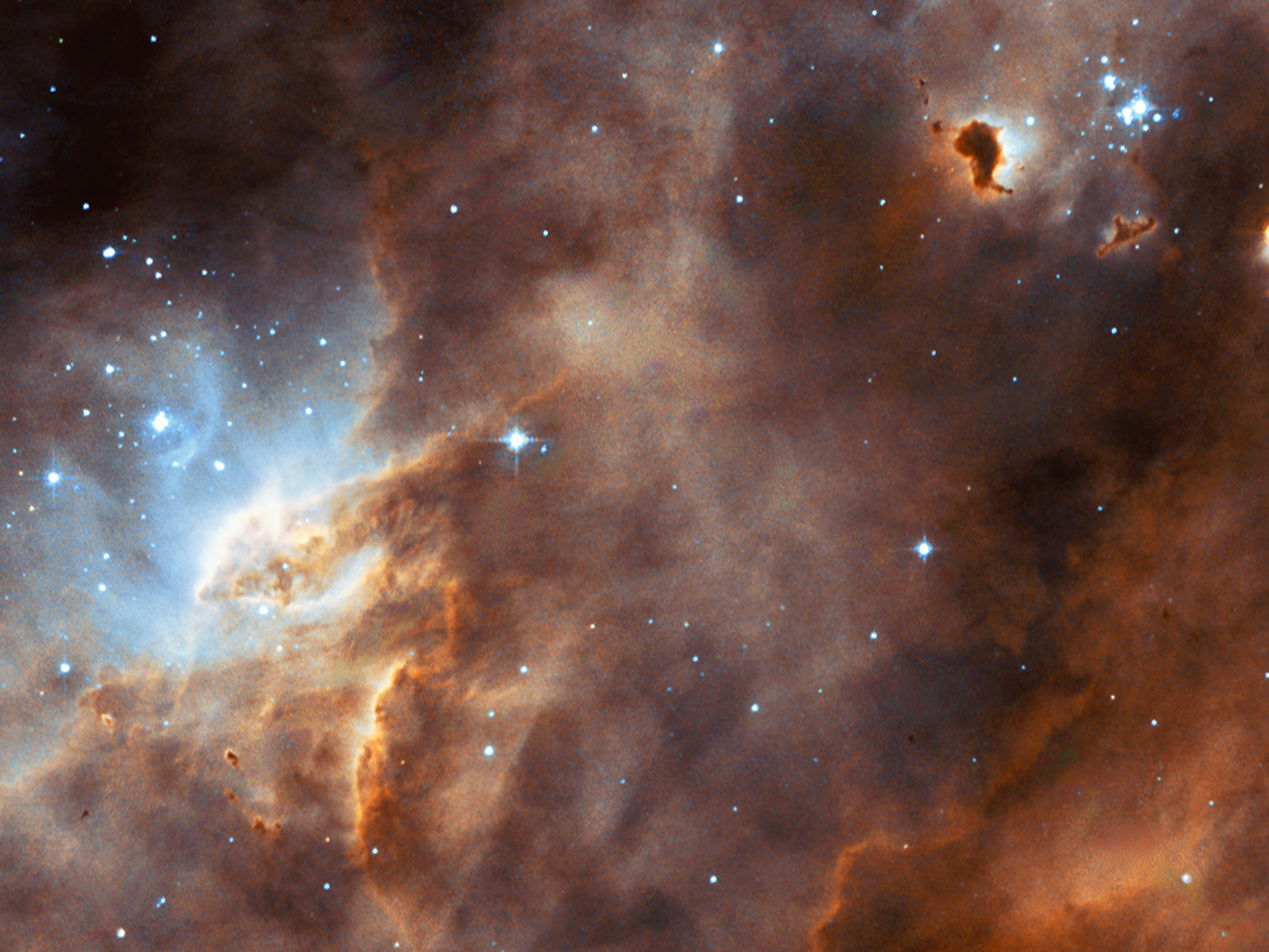 Hubble Space Telescope Wallpaper   Pics about space 1600x1200