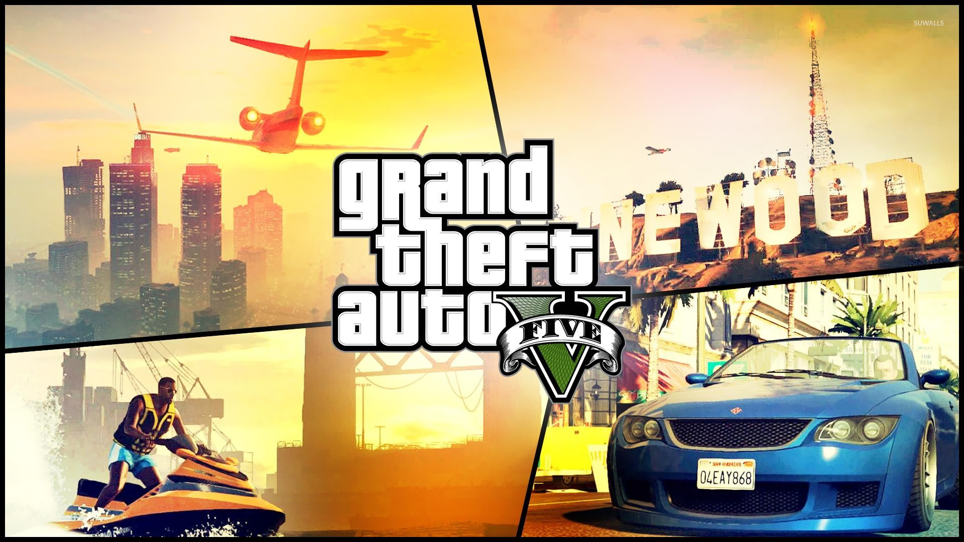 Grand Theft Auto V wallpaper   Game wallpapers   15718 1920x1080